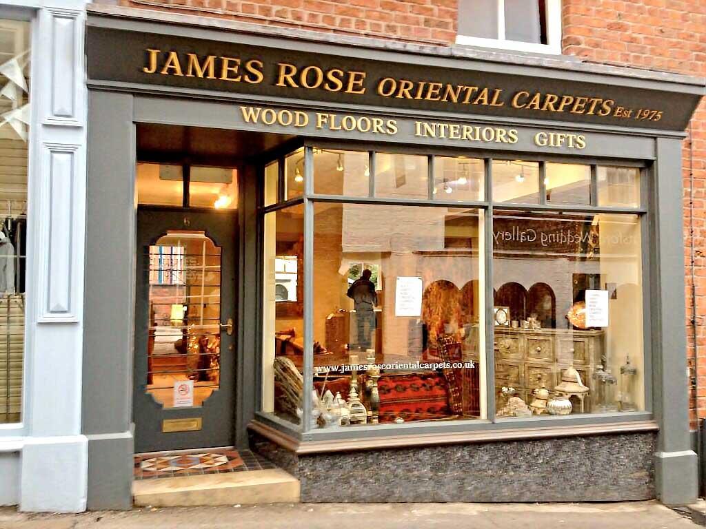 james rose shop