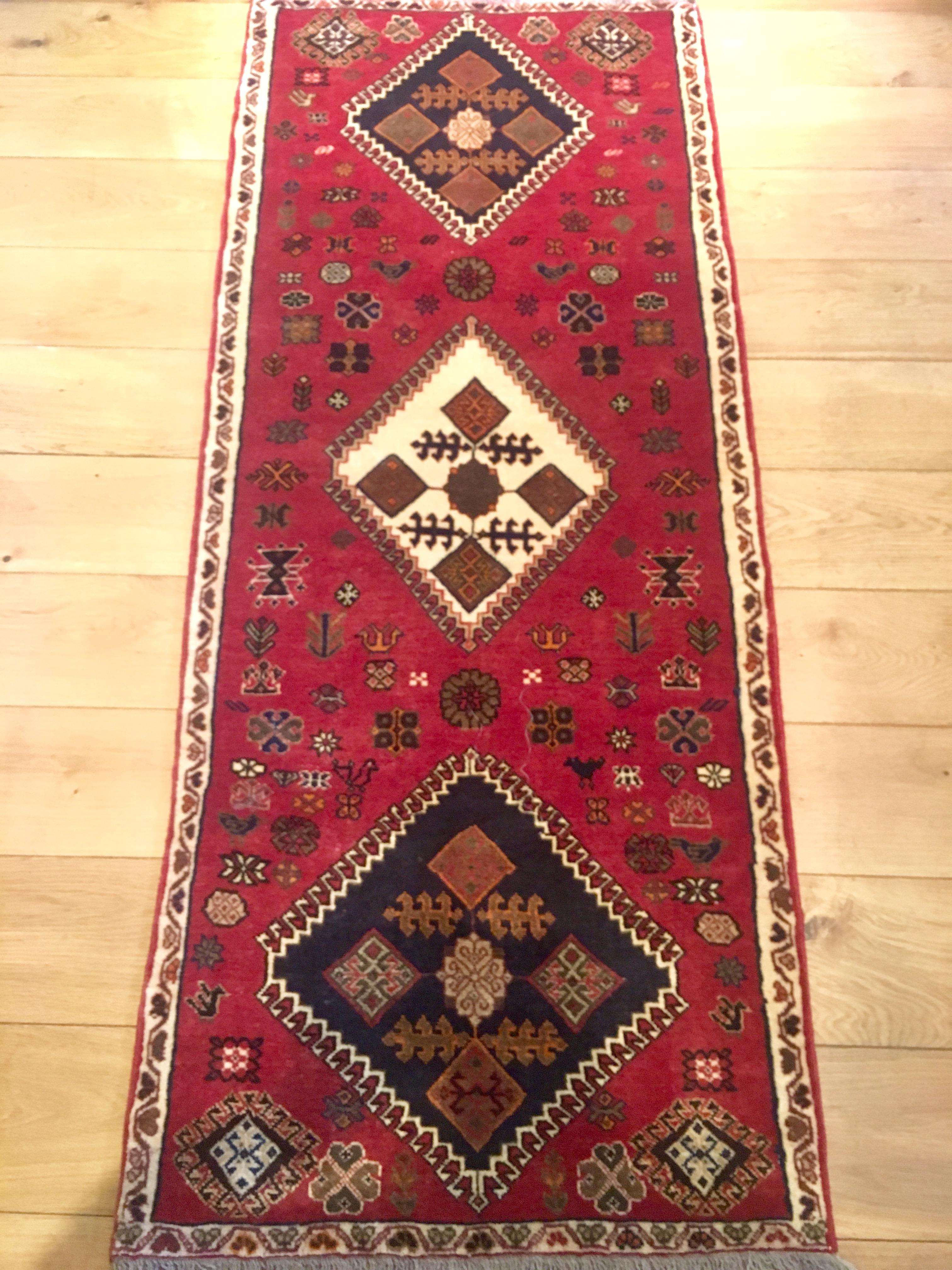 Fine Persian Quashqui