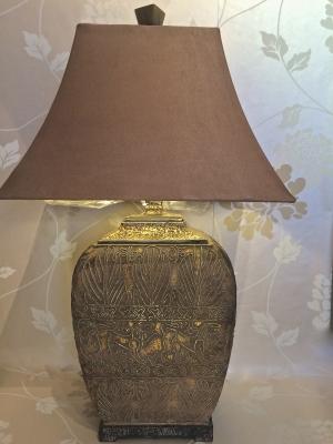 Tiger Lamp