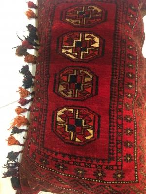 Afghan Bolesht Cushion