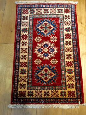 Vibrant Kazak Mat